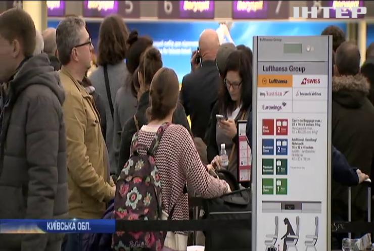 Україна припинить авіасполучення з КНР