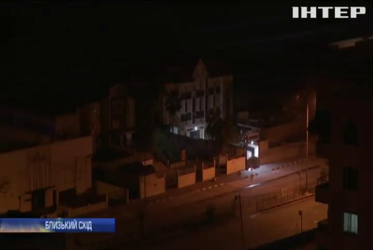 Армія Ізраїлю завдала ударів по сектору Гази