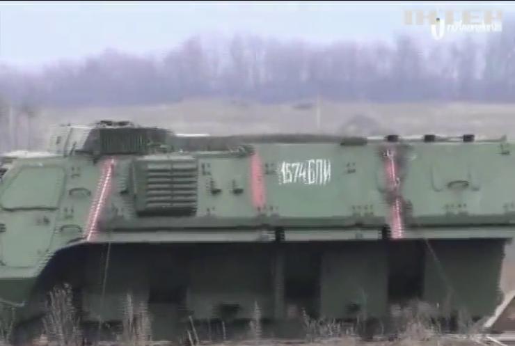 """В """"Укроборонпромі"""" випробували на міцність корпуси БТР"""