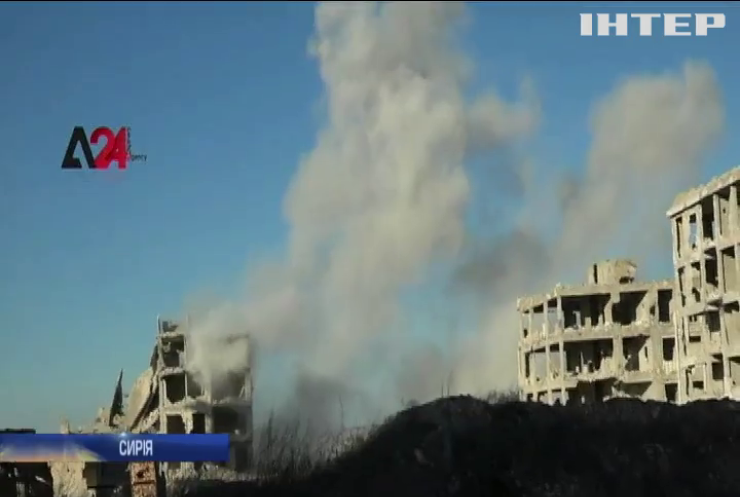 Війна в Сирії: в Ідлібі загинули 11 мирних жителів