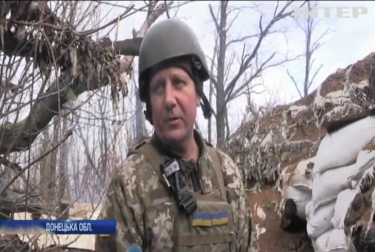 Бойовики поновили мінометні обстріли позицій ЗСУ