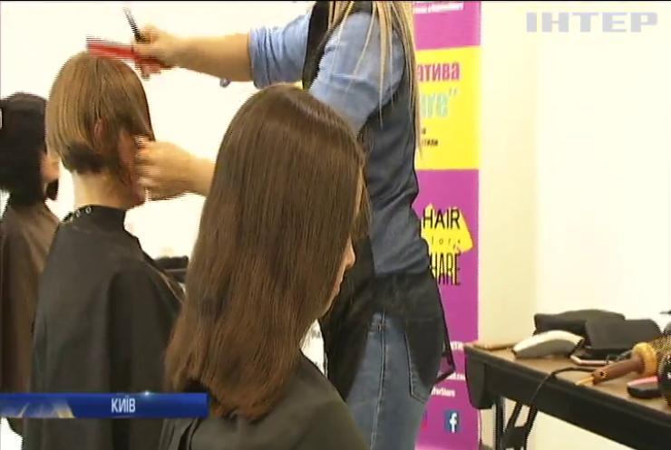 Рятувальні перуки: як поділитися волоссям з онкохворими
