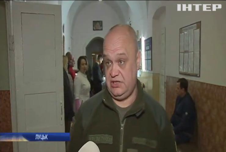 У Луцьку після масштабної пожежі відновлює роботу військовий госпіталь