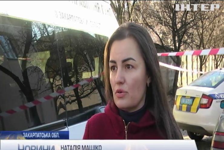 Середмістя Мукачево сколихнула стрілянина: є поранені