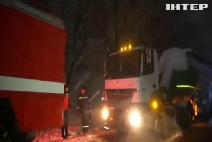 Негода накоїла лиха в Україні