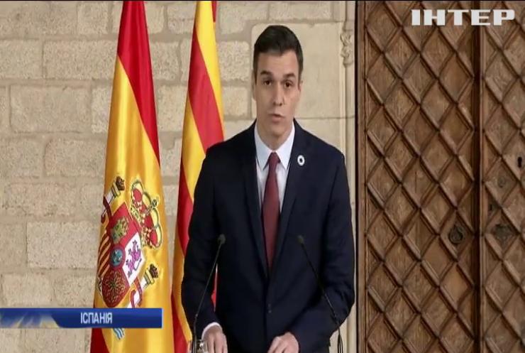 Іспанія та Каталонія готуються до перемир'я