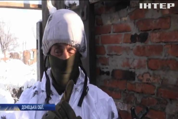На Донбасі снайпери обстрілюють селище Зайцеве