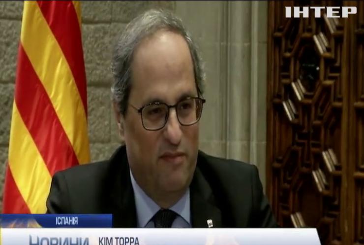 Лідери Каталонії та іспанська влада готуються до перемир'я