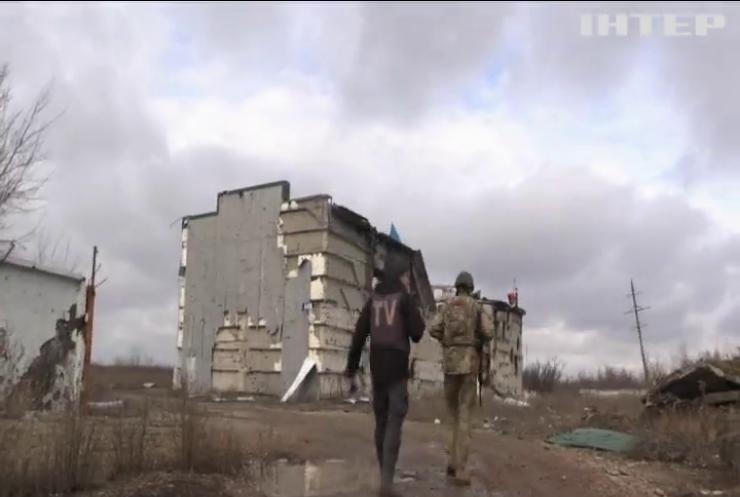 Селище Оріхове на Луганщині потрапило під ворожий обстріл