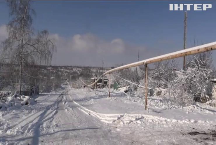 На Донбасі зафіксували чотири обстріли
