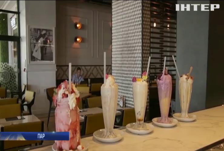Бар у Кейптауні пригощає коктейлями із смаком чизкейку