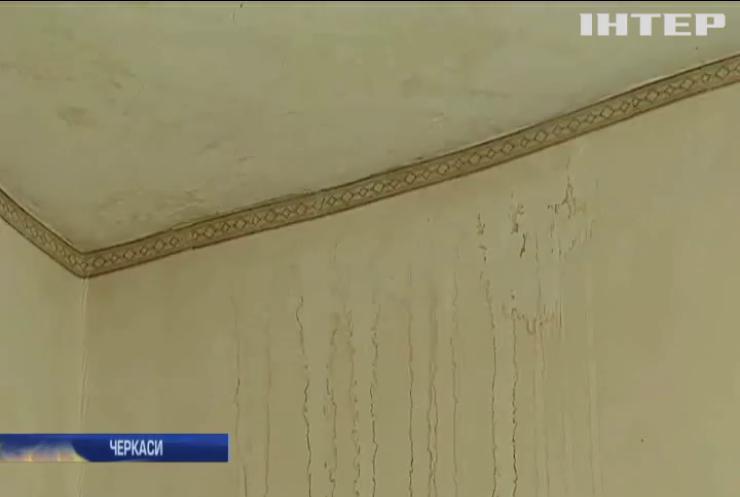 У Черкасах розвалюється будівля архітектора Городецького