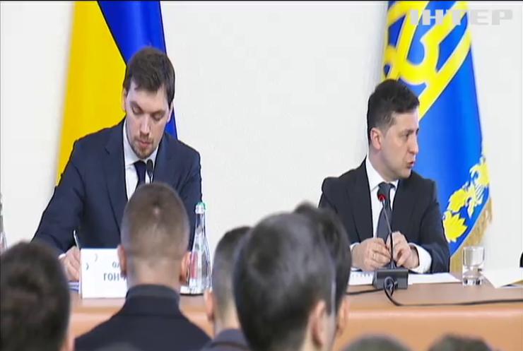 Ремонт доріг: Володимир Зеленський закликав проводити чесні тендери