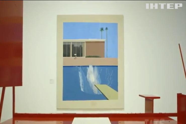 Картину художника Девіда Гокні продали за $30 млн