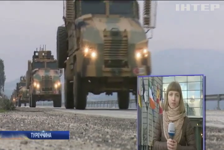 Сирія ризикує стати полем битви між Росією і Туреччиною