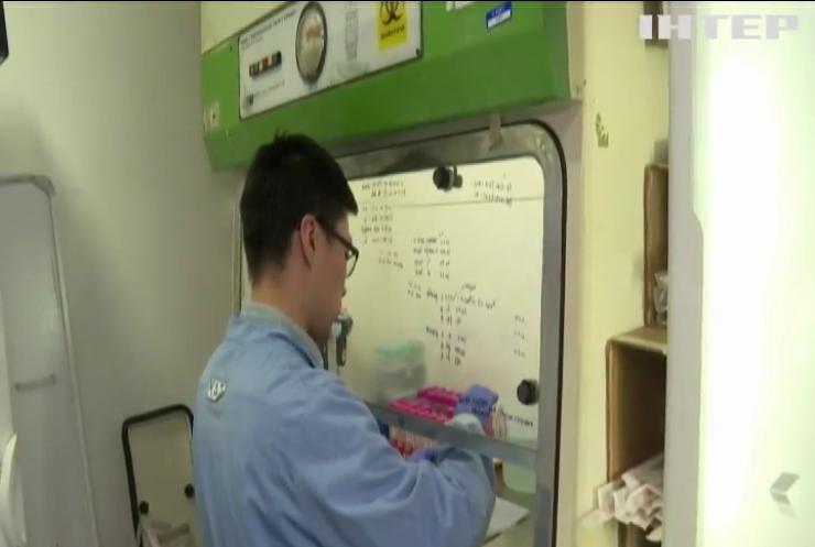 У Британії тестують на мишах вакцину проти коронавірусу