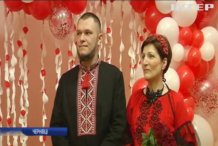 День Валентина в Україні відсвяткували масовими одруженнями