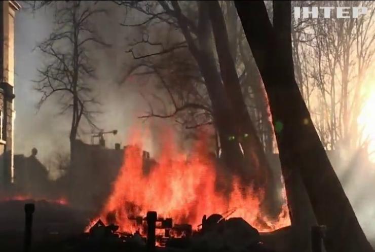 В Україні згадують трагічні події на Майдані