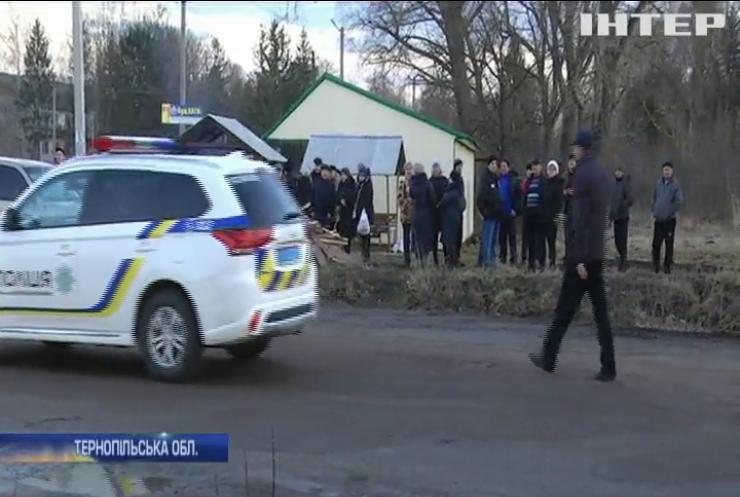 """Операція """"Евакуація"""": жителі Тернопільщини виставили блокпости на дорогах"""