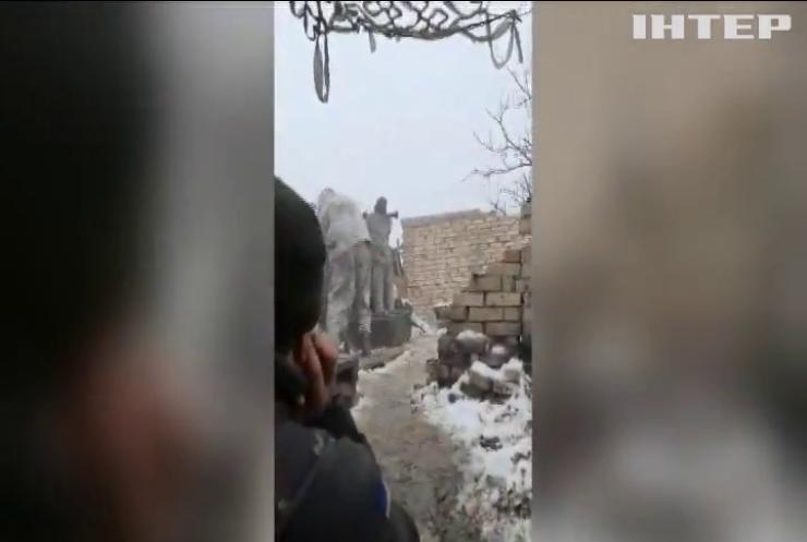 На Донбасі бойовики здійснили найбільшу з 2018 року атаку