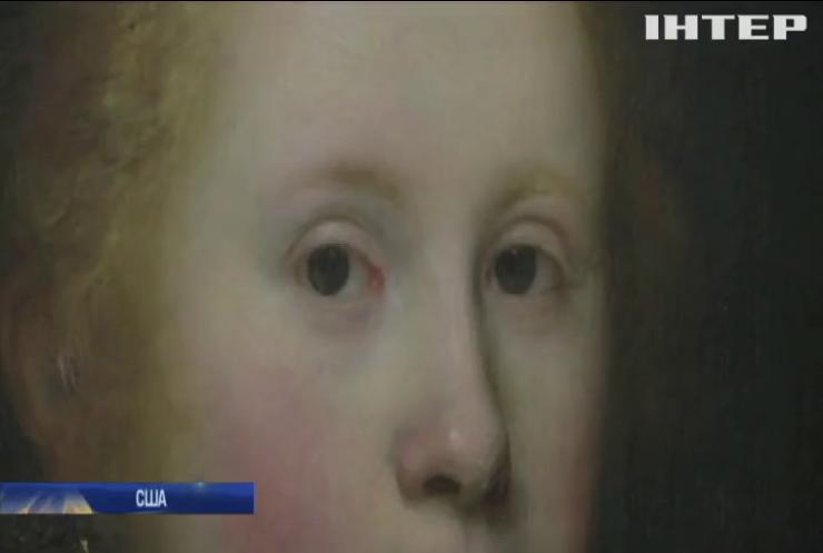 Американці випадково помітили картину Рембрандта у музеї