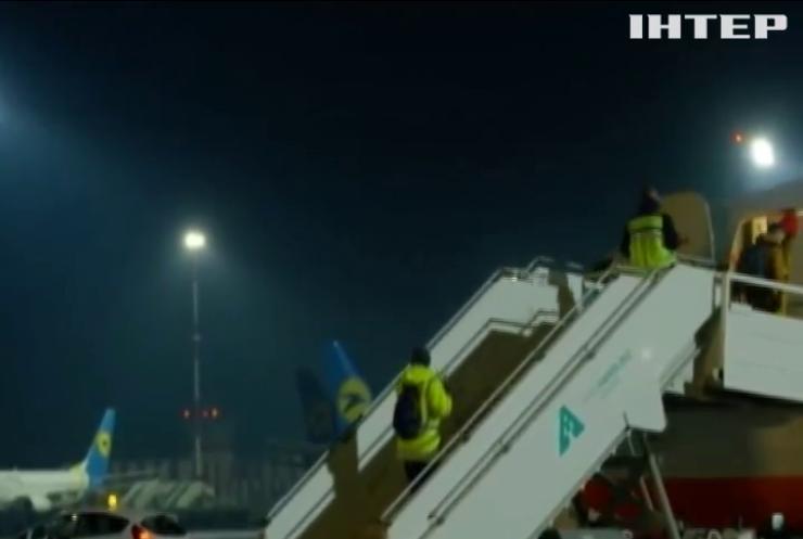 Україна готується до прибуття літака з Уханю