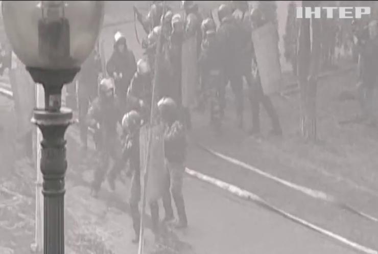 В Україні згадують розстріли на Майдані