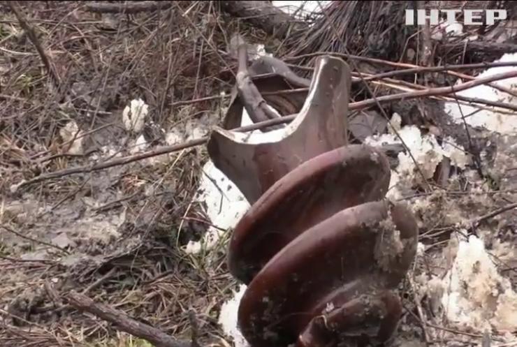 Штаб ООС показав наслідки масованих обстрілів на Луганщині