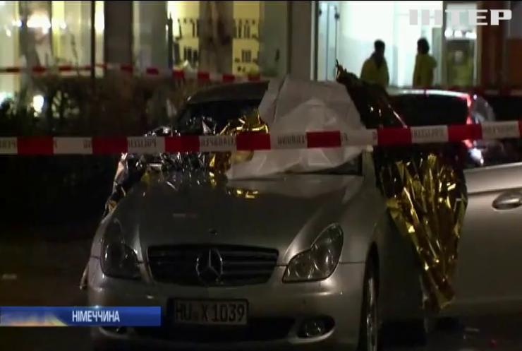 Стрілянина у Німеччині: поліція знайшла тіло підозрюваного