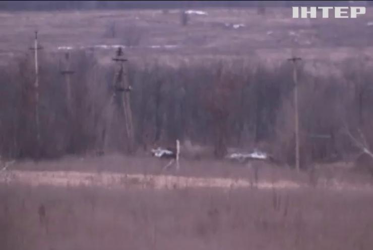 На Донбасі активізувалися снайпери