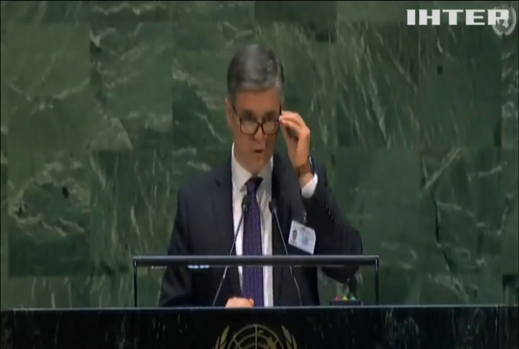 Генасамблея ООН засудила Російську агресію проти України