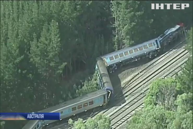 В Австралії зійшов з рейок пасажирський потяг: є загиблі та поранені