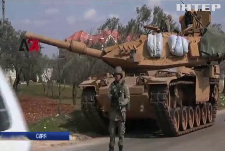 Лідери Німеччини та Франції закликали Путіна припинити ескалацію в Сирії