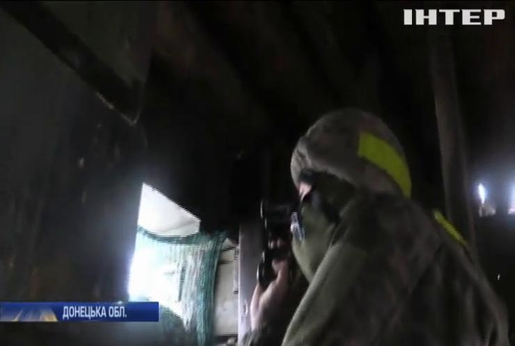 На Донбасі бойовики невпинно порушують режим тиші