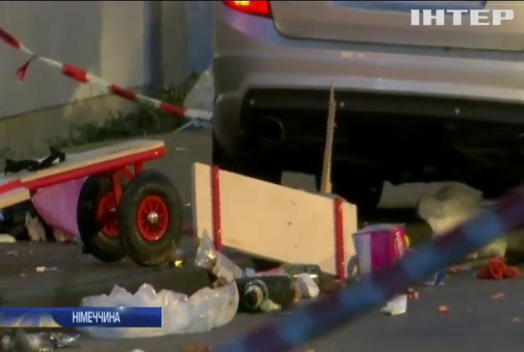 Теракт на карнавалі в Німеччині: поліція з'ясовує мотиви нападника