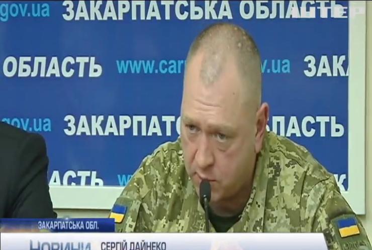 На українських кордонах запроваджують протиепідемічні заходи