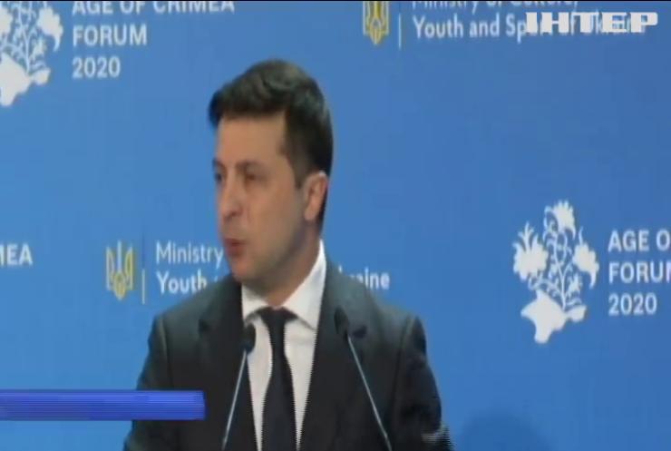 В Києві присвятили форум кримському опору російській агресії