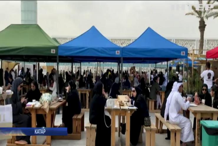 Ринки Катару позбуваються пластику