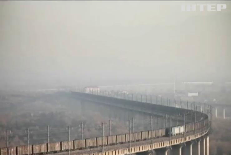 """""""Високошвидкісні магістралі"""": Україна може з'єднати залізницею Китай і Євросоюз"""
