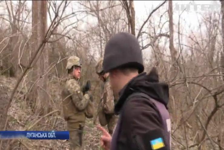 На Донбасі активізувалися ворожі диверсанти