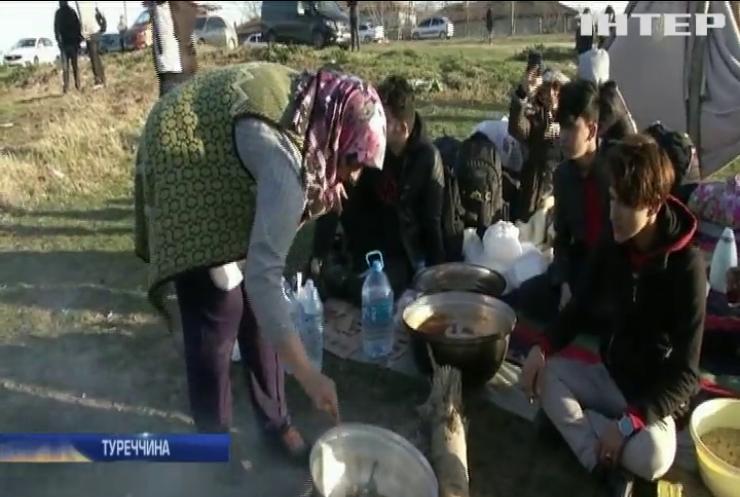 Рада Євросоюзу скликає зустріч через навалу мігрантів із Туреччини