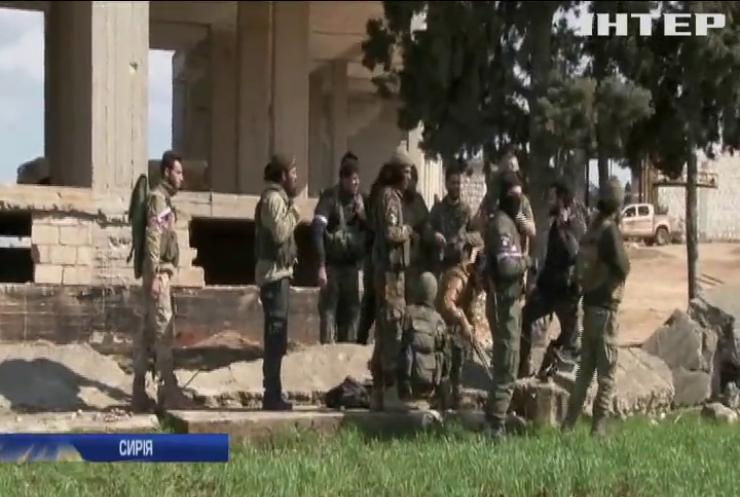 """Туреччина продовжує військову операцію """"Весняний щит"""" у провінції Ідліб"""