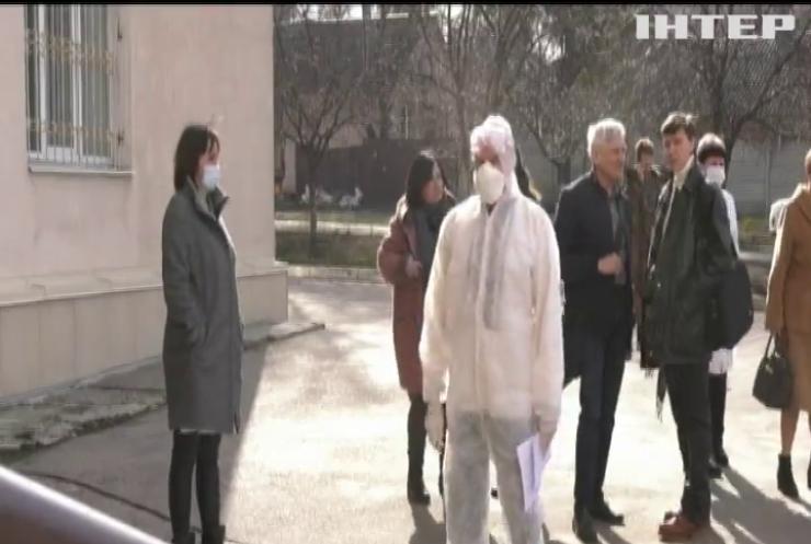 Мешканку Краматорська госпіталізували з підозрою на коронавірус