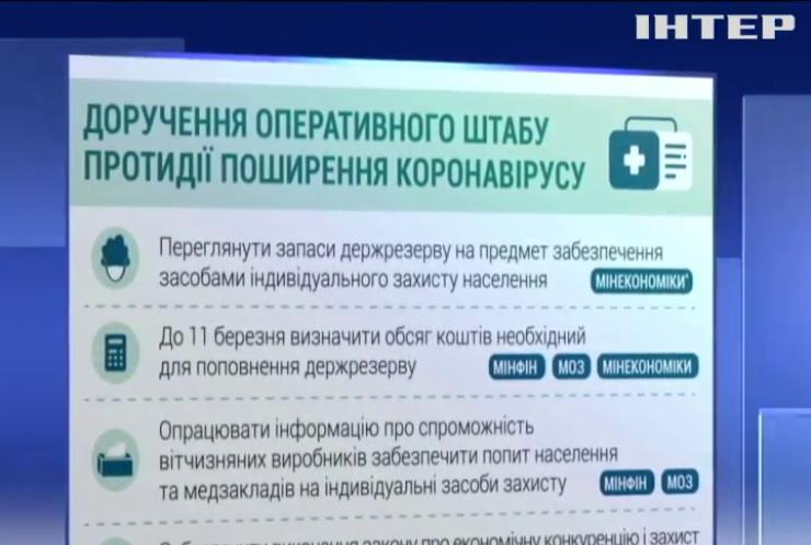 У Києві затвердили новий план дій у боротьбі з коронавірусом