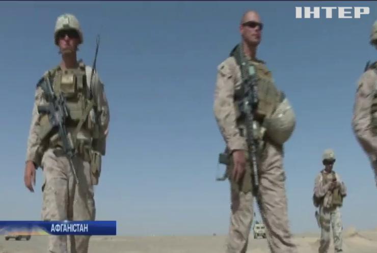 США почали виведення військ із Афганістану