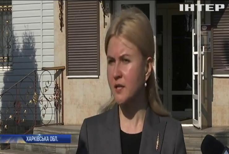 Юлія Світлична відвідала Панютинський вагоноремонтний завод та закликала підтримати харківських вагонобудівників