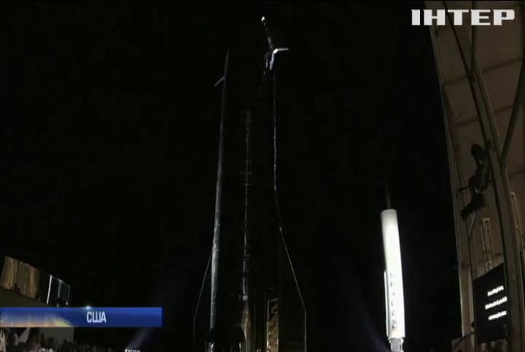 Компанія Ілона Маска SpaceX вперше відправить екіпаж NASA на МКС