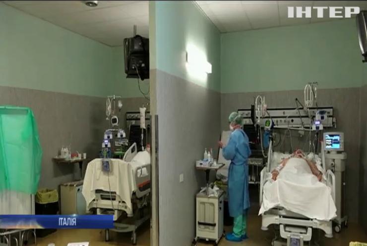 В Італії жертв коронавірусу стало більше, ніж у Китаї