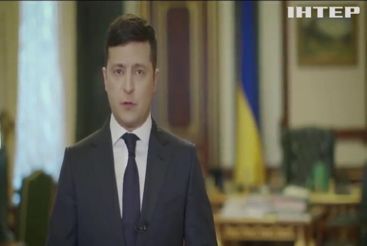 Коронавірус в Україні: Володимир Зеленський розповів про план дій