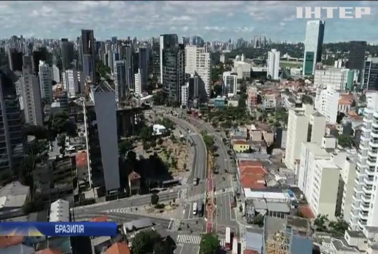 Президент Бразилії закликав скасувати карантин в країні